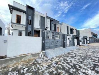 4 Bedroom Semi- Detached with Bq, Orchid Hotel Road, Lafiaji, Lekki, Lagos, Semi-detached Duplex for Sale