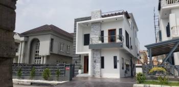 5 Bedroom Detached Duplex with 1 Room Bq, Osapa, Lekki, Lagos, Detached Duplex for Sale