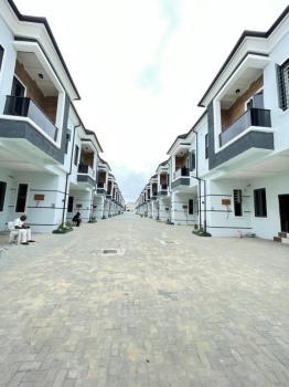 Luxury 4 Bedroom, 2nd Toll Gate, Lekki, Lagos, Terraced Duplex for Sale