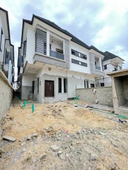 Luxury 4 Bedroom, 2nd Toll Gate, Lekki, Lagos, Semi-detached Duplex for Sale
