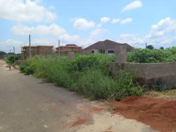 Strategic Partly Fenced Corner 2 Plots of Land, Citadel Estate Phase1 Off Corridor, Independence Layout, Enugu, Enugu, Residential Land for Sale