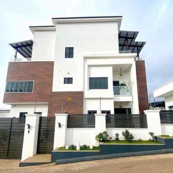 Luxury Brand New 5 Bedroom Duplex, By Coza, Guzape District, Abuja, Detached Duplex for Rent