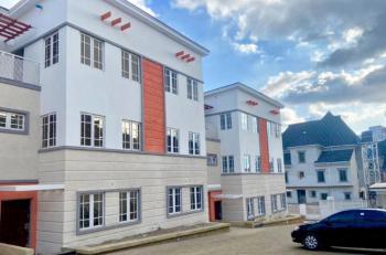 a 5 Bedroom All En Suite Terrace Duplex of 2 Floors, 2 Sitting Rooms, Guzape District, Abuja, Terraced Duplex for Rent