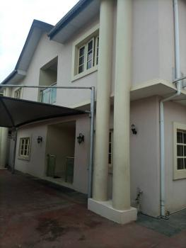 Executive 5 Bedroom Fully Detached Duplex with Bq, Gra Phase 1, Magodo, Lagos, Detached Duplex for Sale