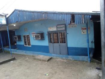 Commercial Building ( Bungalow), Along Airport Road, Obio-akpor, Rivers, Detached Bungalow for Sale