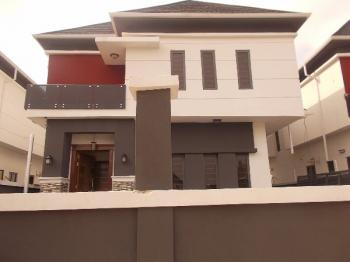 Excellent 4 Bedroom Luxury Duplex With A Room Boys Quarter, Chevy View Estate, Lekki, Lagos, 4 bedroom, 5 toilets, 4 baths Detached Duplex for Sale