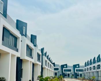 Sublime 4 Bedroom En-suite Terrace Duplex, Kate District, Life Camp, Abuja, House for Sale