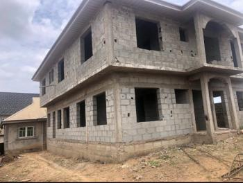 Well Built Detached Duplex and 2 Wing Bungalow, Magboro, Ogun, Detached Duplex for Sale