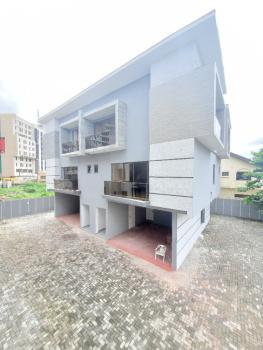 Beautifully Finished 4 Bedroom Duplex with 2bq, Parkview, Ikoyi, Lagos, Semi-detached Duplex for Rent