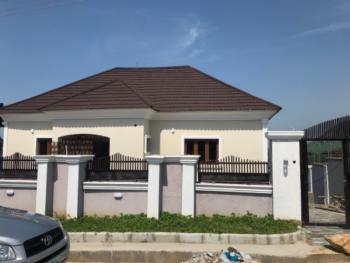2 Bedroom with a 1 Bedroom Bq, Jenew Estate, Karsana, Abuja, Detached Bungalow for Sale