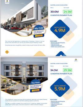 Off-plan 2 Bedroom Apartment, By Readington School Olokonla, Sangotedo, Ajah, Lagos, Flat / Apartment for Sale