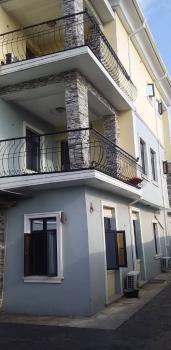 Brand New 2 Wings of 4-bedroom Semidetached Houses with Bq, Juli Estate, Oregun, Ikeja, Lagos, Semi-detached Duplex for Sale