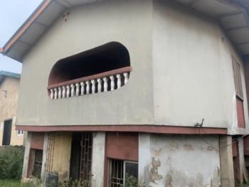 a Demolishable Fully Detached 4 Bedrooms Duplex + 2 Nos of 2 Bedrooms, Car Wash Bus Stop, Oworonshoki, Kosofe, Lagos, House for Sale