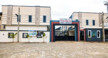 a 4 Bedroom Luxurious Terraced Smart Duplex Available, Orchid Road Hotel By Chevron, Lekki, Lagos, Terraced Duplex for Sale