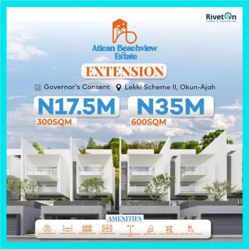 Plots of Land, Atican Beach Estate, Okun-ajah, Ajah, Lagos, Residential Land for Sale