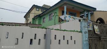 Decent 5 Bedroom Detached Duplex with a 2 Bedroom Penthouse, Olaleye Street, Sawmill, Ifako, Gbagada, Lagos, Detached Duplex for Sale