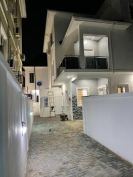 4 Bedroom Semi Detached, Muritala Eletu, Osapa, Lekki, Lagos, Semi-detached Duplex for Sale