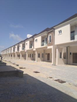 3 Bedroom Terrace, Lafiaji, Lekki, Lagos, Terraced Duplex for Sale