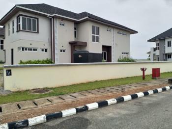5 Bedroom Fully Detached Duplex with a Room Bq(carcass), Pinnock Estate, Osapa, Lekki, Lagos, Detached Duplex for Sale