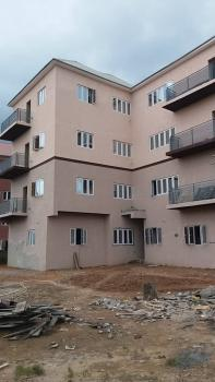 Brand New, Pop Finished 1 Bedroom Flat with 2 Toilets, Jahi, Abuja, Flat / Apartment for Rent