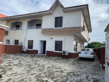 4 Bedroom Semi-detached Duplex, Crown Estate, Sangotedo, Ajah, Lagos, Semi-detached Duplex for Sale