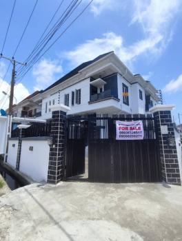 Tastefully Finished 4 Bedroom Duplex with a Room Boys Quarter, Thomas Estate, Ajah, Lagos, Semi-detached Duplex for Sale