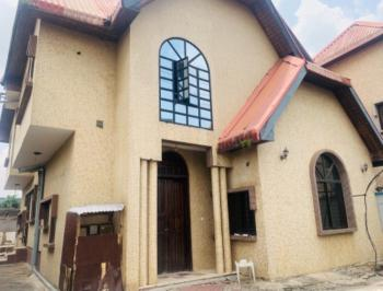 4 Bedrooms Semi Detached Duplex + 2 Rooms Self Contained Bq, Joel Ogunnaike Off Mobolaji Bank Anthony, Ikeja Gra, Ikeja, Lagos, Office Space for Rent