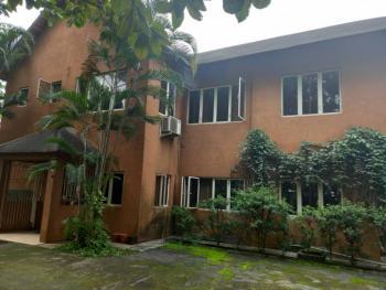 4 Bedroom Detached House with 2 Room Guest Chalet, Ikeja Gra, Ikeja, Lagos, Detached Duplex for Rent