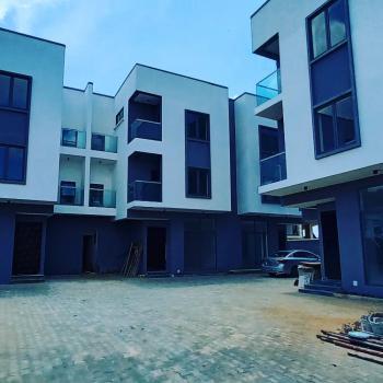 Four-bedroom Terrace Duplex, Banana Island, Ikoyi, Lagos, Terraced Duplex for Rent