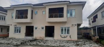 Fully Serviced  4 Bedroom Semi Detached with 1 Bq, Meridian Luxury Park Estate, Awoyaya, Ibeju Lekki, Lagos, House for Sale