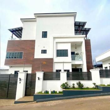 Massive 5 Bedroom Duplex + Swimming Pool, Guzape, Central Business District, Abuja, Detached Bungalow for Sale