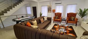 Luxury 4 Bedroom Duplex with Gym and Airball (sport), Lekki Phase 1, Lekki, Lagos, Detached Duplex Short Let