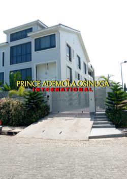 Well Built Fully Detached House +2bq+pool Etc, Estate, Banana Island, Ikoyi, Lagos, Detached Duplex for Sale