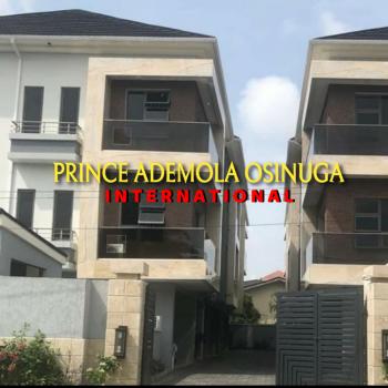 Very Affordable Semi Detached Terrace House +bq, Pool, Old Ikoyi, Ikoyi, Lagos, Semi-detached Duplex for Sale
