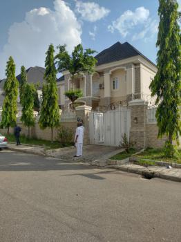 4 Bedroom Duplex with 2 Units of Self Contain Bq and 20kva Gen,, Efab Metropolis Estate, Gwarinpa, Abuja, Detached Duplex for Rent