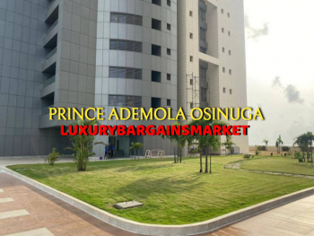 3 Bedroom Apartments+bq, Pool, Gym, Eko Atlantic City, Eko Pearl, Eko Atlantic City, Lagos, Flat / Apartment for Sale