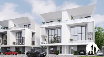 4 Bedroom Semi Detached Duplex with Elevator, Pool & Gym., Parkview Estate, Ikoyi, Lagos, Semi-detached Duplex for Sale