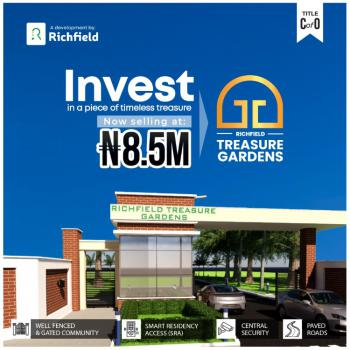 Residential Land with C of O Title, 2 Mins From Ibeju Lekki Central Mosque, Ibeju Lekki, Lagos, Residential Land for Sale
