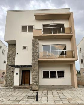 Luxury Well Finished 5 Bedroom Detached Duplex with Bq, Mabushi, Abuja, Detached Duplex for Rent