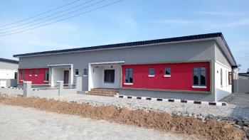 Affordable and Spacious 3 Bedroom Bungalow with Just 5m Deposit, Peak Estate, Oribanwa, Ibeju Lekki, Lagos, Terraced Bungalow for Sale