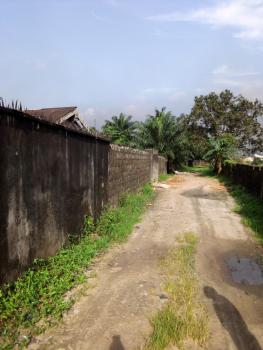 13 Plots of Land, Off Airport Road Opposite Adp, Obio-akpor, Rivers, Mixed-use Land for Sale