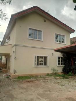 4 Bedroom Detached Duplex, Maitama District, Abuja, House for Rent