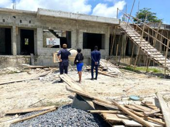 2 Bedroom Smart Terrace, Sangotedo, Ajah, Lagos, Terraced Duplex for Sale