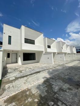 Executive 3 Bedroom Terrace Duplex with B.q, Victoria Island (vi), Lagos, Terraced Duplex for Rent