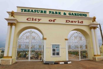 Land, Treasure Park and Gardens Estate Phase 2 (city of David), Behind Redeemed Camp Shimawa, Km 46, Ogun, Land for Sale