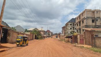 Strategically Positioned Fully Fenced Massive Plots of Land, Behind Treasure Point Bar Off Maryland Road, Independence Layout, Enugu, Enugu, Residential Land for Sale