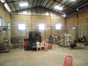 Food Factory Site, After Awoyaya on Lakowe Golf Road, Lekki Expressway, Lekki, Lagos, Factory for Sale