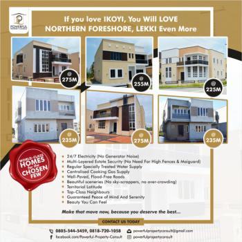Get Your Haven, Northern Foreshores Estate, Lekki, Lagos, Detached Duplex for Sale
