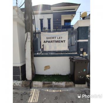 4 Bedroom Semi-detached Apartment, Chevron Alternative, Lekki, Lagos, Semi-detached Duplex Short Let