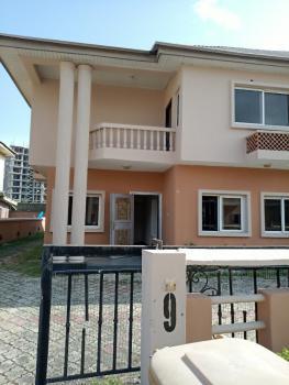 Standard Self Service 4 Bedroom Semi Detached House All Rooms Ensuit, Oba Yesuf Abeodu Road Oniru Estate, Oniru, Victoria Island (vi), Lagos, Semi-detached Duplex for Sale